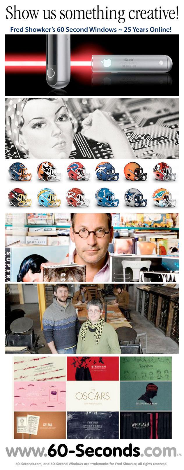 Fred Showker's Creative Tidbits