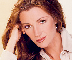 Jane Seymour is a multiple Golden Globe and Emmy winner