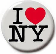 Milton Glaser's famous I Love NY logo
