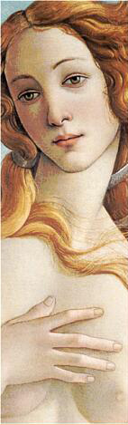 Aphrodite_by_Boticelli