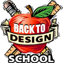 Back to school design learning month