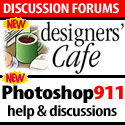 Design Cafe Photoshop 911