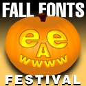 Fall Fonts Fest REGISTER NOW